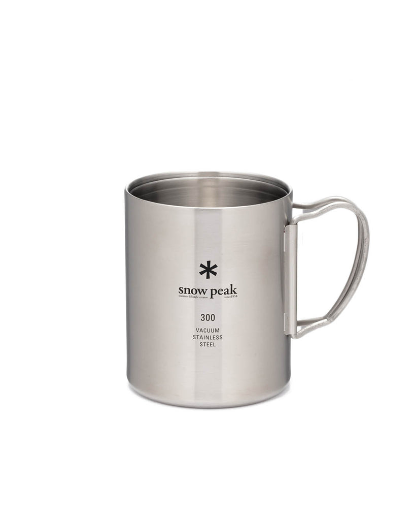 Stainless Vacuum Double Wall 300 Mug
