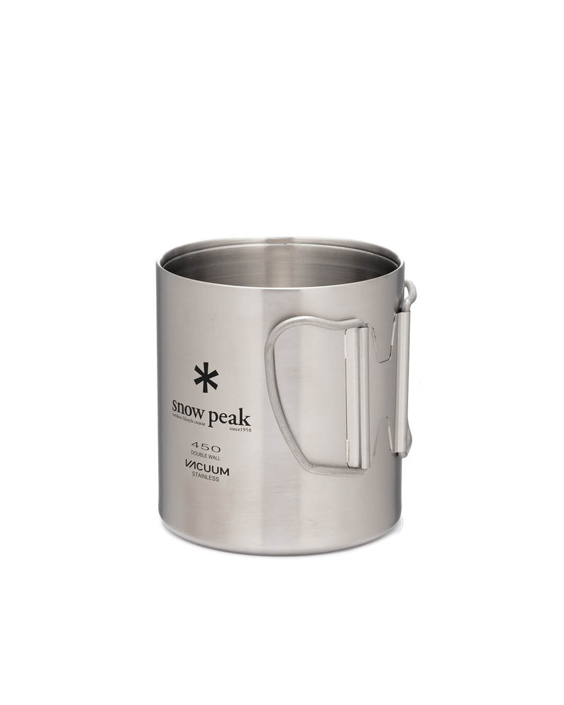 Stainless Vacuum Double Wall 450 Mug