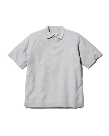 Quick Dry Knit Polo Shirt