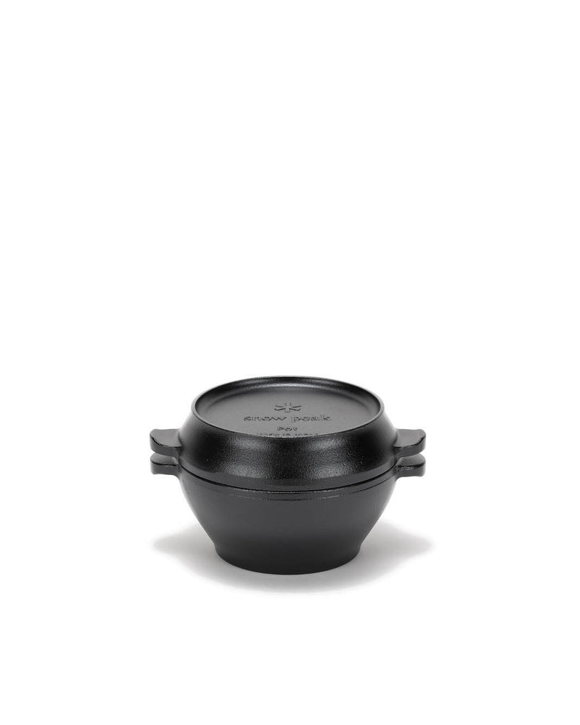 Cast Iron Micro Pot