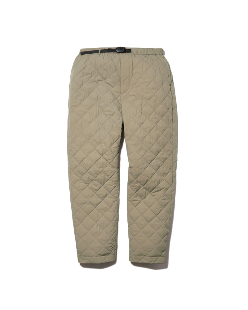 Recycled Nylon Ripstop Down Pants