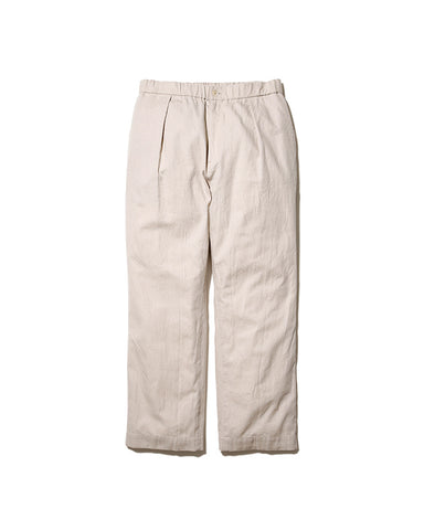 Cotton Linen Easy Pants