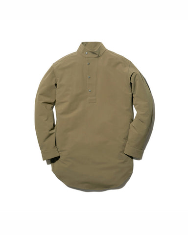 Nylon Power Wool  Long Shirt