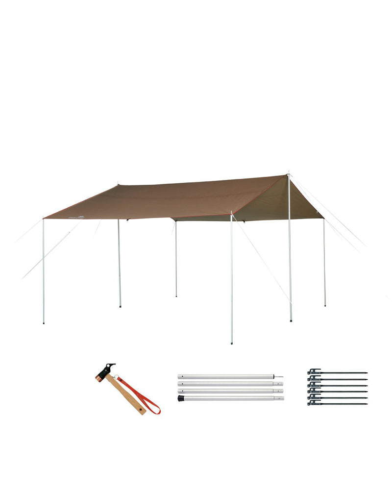 Recta Tarp HD Pro. Set in Medium