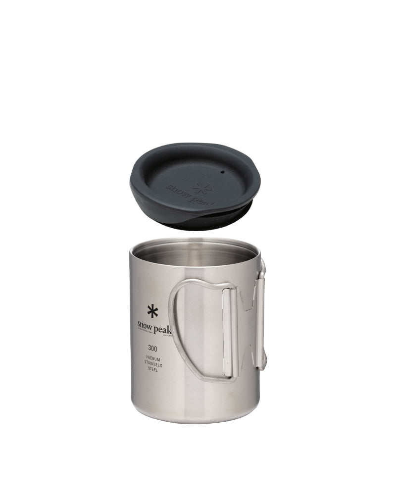 Stainless Vacuum Double Wall 300 Mug Set