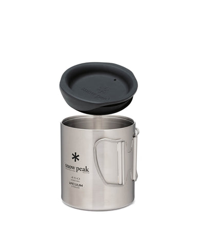 Stainless Vacuum Double Wall 450 Mug Set