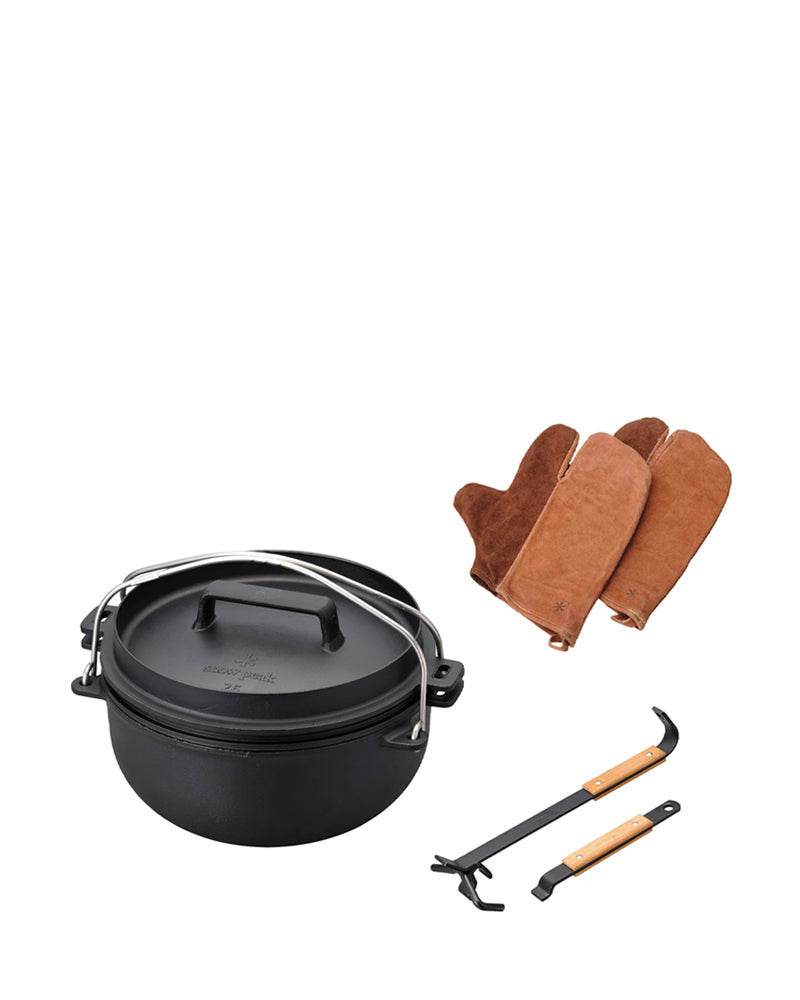 Takibi Cooking Set