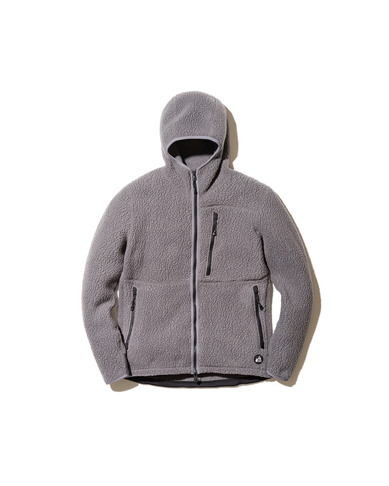 MM Thermal Boa Fleece Relax Parka