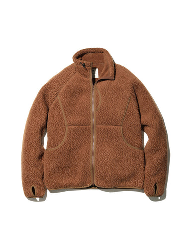 Thermal Boa Fleece Jacket