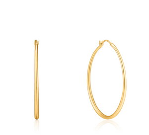 Luxe Hoop Earrings