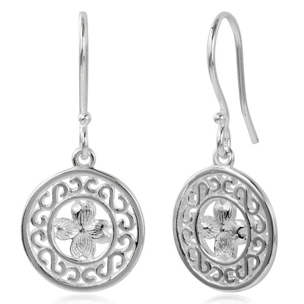 Southern Gates Dogwood Earring