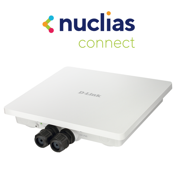 Wireless AC1200 Wave 2 Dual Band Outdoor PoE Access Point