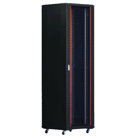 800mm Depth 18RU 19 Inch Network Cabinet