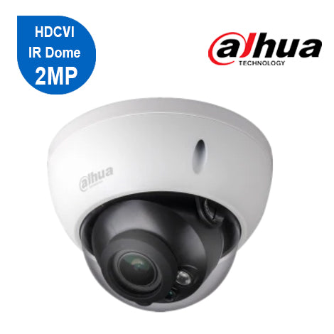 2MP Starlight HDCVI IR Dome Camera