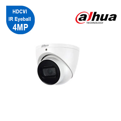 4MP Starlight HDCVI IR Eyeball Camera 2.8mm