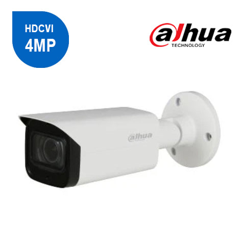 4MP Starlight HDCVI IR Bullet Camera  2.7-13.5mm (dual polarity)