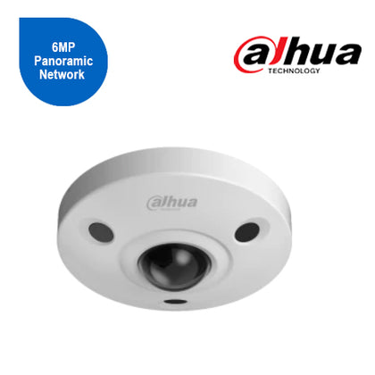 6MP Panoramic Network IR Fisheye Camera