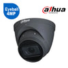 4MP WDR IR Eyeball Network Camera 2.7 mm–13.5 mm  (Black)