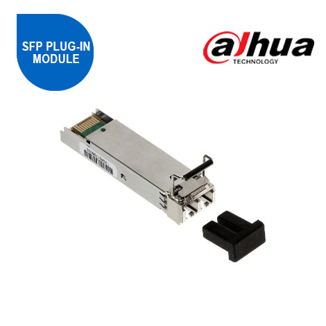 SFP PLUG-IN MODULE 850NM 2 mm fibres