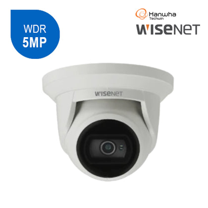 Wisenet Q mini-series 5MP Flateye (Mini) 2.8mm fixed lens