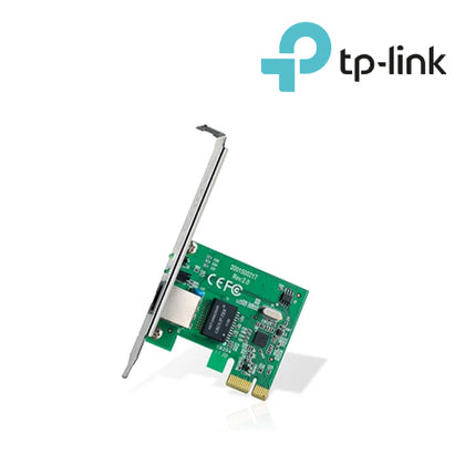 TP-Link Gigabit PCI Express LAN Adapter Card 10/100/1000 Realtek