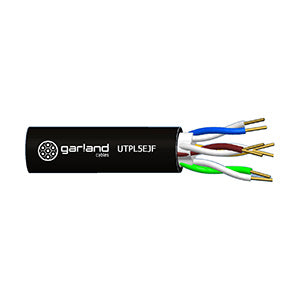 Garland LAN Cable 4 Pair Cat5e UTP jel filled 305m