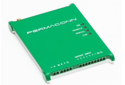 Permaconn PM24-4G compact single SIM alarm communicator