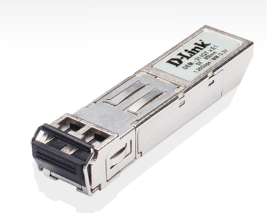 1000Base-SX SFP Transceiver (Multimode 850nm) - 550m