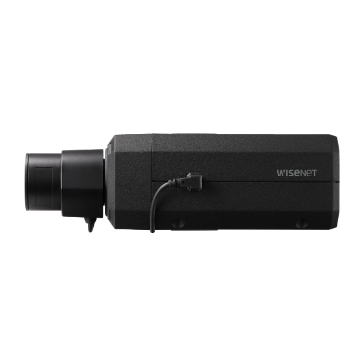 Wisenet X-series 6MP Network Box Camera