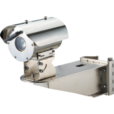 Wisenet T-Series Explosion Proof Zoom Camera