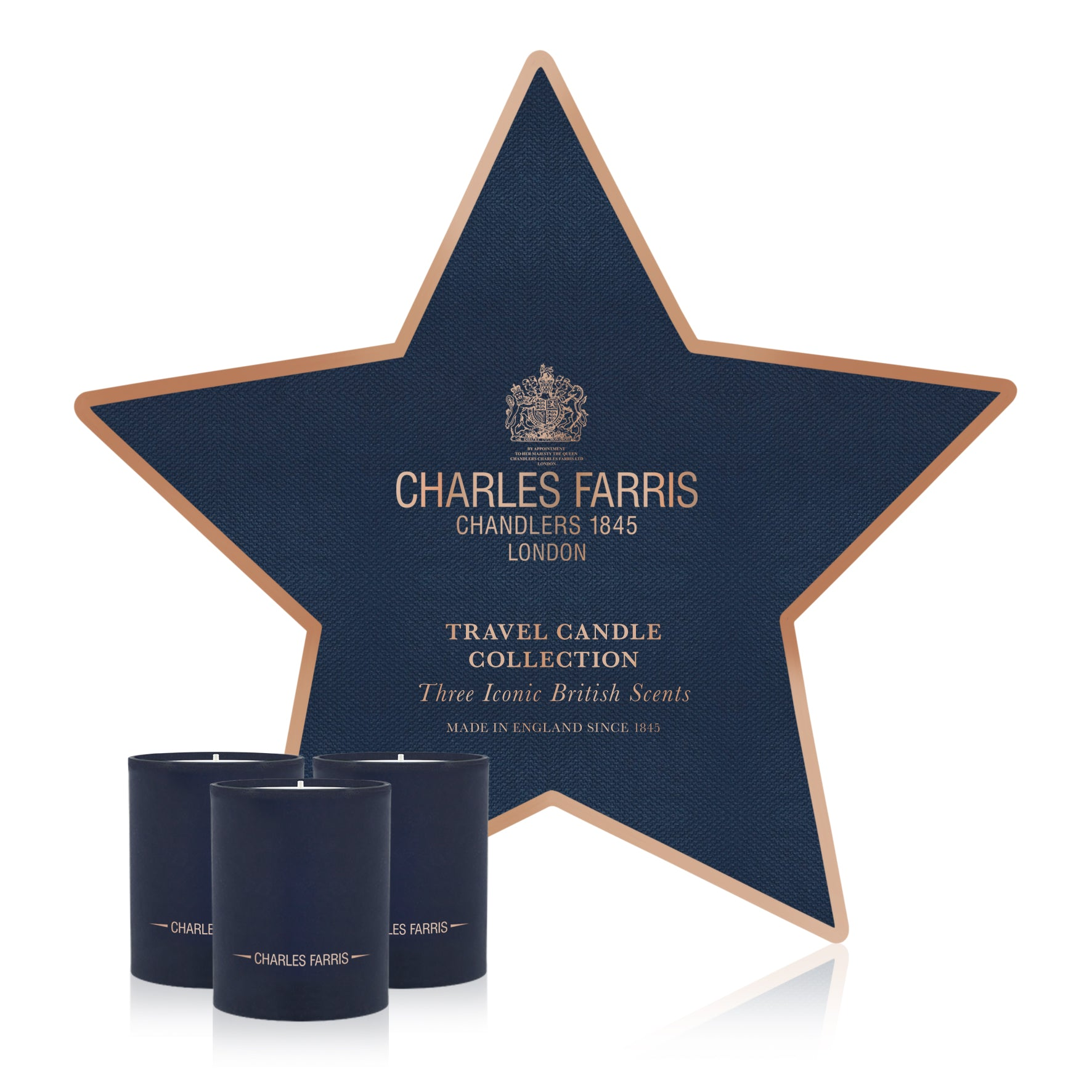 Star Gift Set: Travel Candle Collection