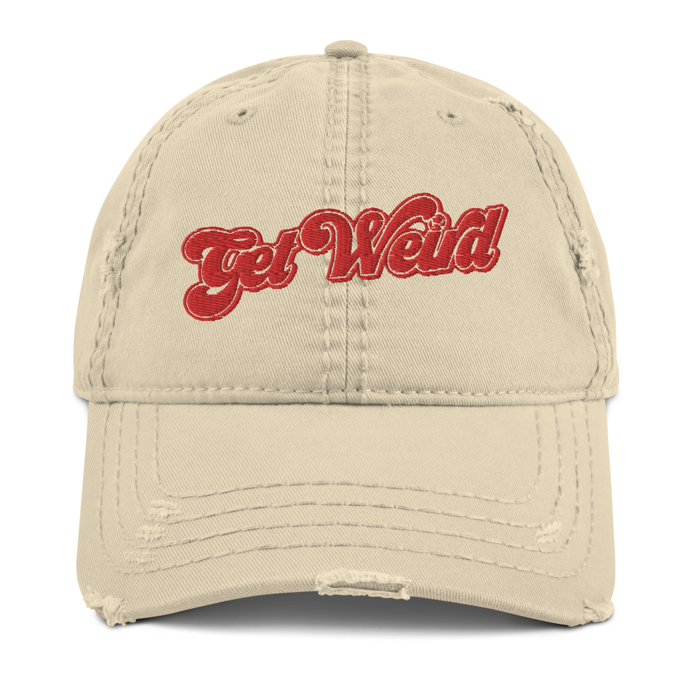 Team Get Weird Hat