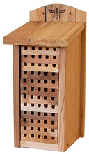 Load image into Gallery viewer, Cedar Mason Bee House