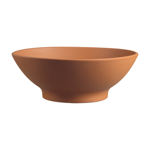 Clay Low Bowl