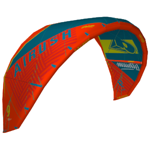 Alex Pastor Kite Club - Airush Destination Store and Kiteschool 5m - Acid Teal Airush Lithium v10