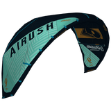 Alex Pastor Kite Club - Airush Destination Store and Kiteschool 5m - Reefer Blue Airush Lithium v10