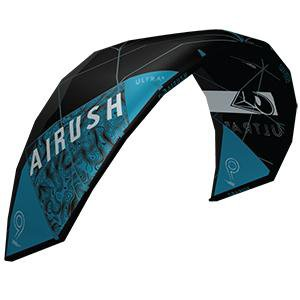Alex Pastor Kite Club - Airush Destination Store and Kiteschool 5m - Black & Teal Airush Ultra V2