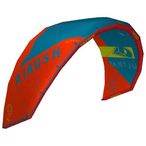 Alex Pastor Kite Club - Airush Destination Store and Kiteschool 5m - Acid Teal Airush Ultra V2