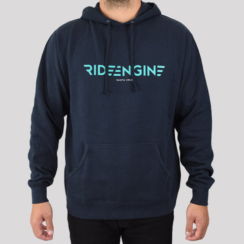 Alex Pastor Kite Club - Airush Destination Store and Kiteschool Ride Engine Origin Hoodie