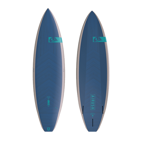 "Alex Pastor Kite Club - Airush Destination Store and Kiteschool 5'8"" - Reflex Bamboo Airush Comp v2"