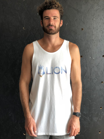 Alex Pastor Kite Club - Airush Destination Store and Kiteschool LION Tarifa Tank Top