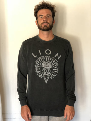 Alex Pastor Kite Club Sweater LION Sweatshirt
