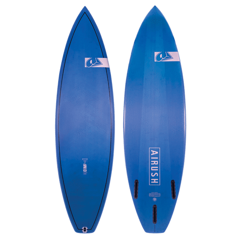 2018 Airush Comp Flex Bamboo Kite Surf Board - Alex Pastor Kite Club - Airush Kite Shop Tarifa