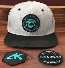 Airush Badge Snapback Cap