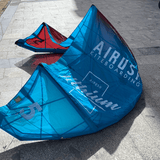 Used Airush  Lithium V11 (2020) 5m Red and Teal