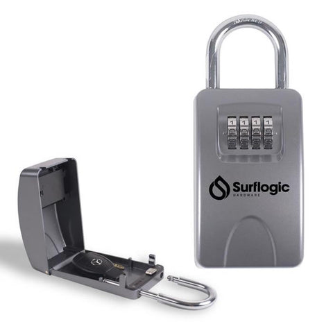 Key Security Lock Maxi Silver
