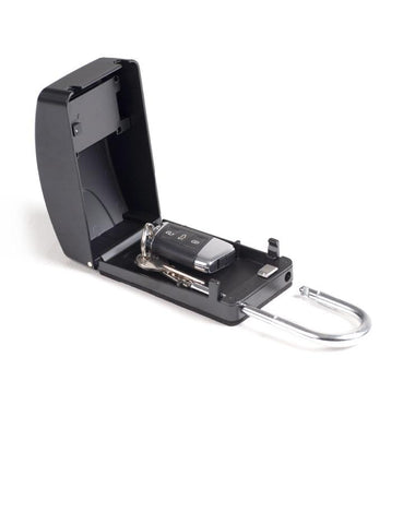 Key Security Lock Maxi Black