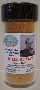 """Death by Pork"" Spice Rub - 4 oz."