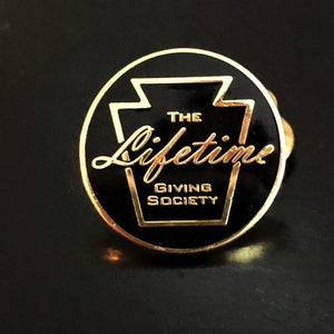 Copy of Lifetime Giving Society (LGS) Pin BENEFACTOR