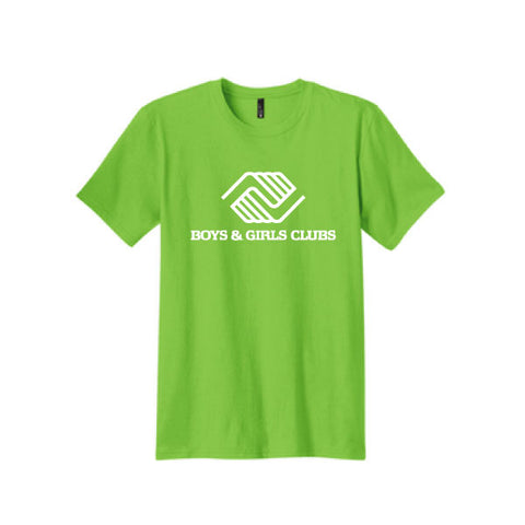 Youth Neon Green Bright Tshirts
